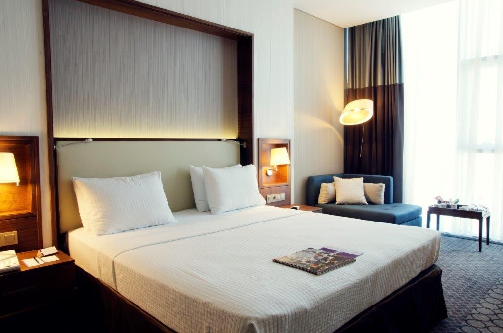Anemon Oteli ( 5 Yıldız Star) - Turizm Haritası