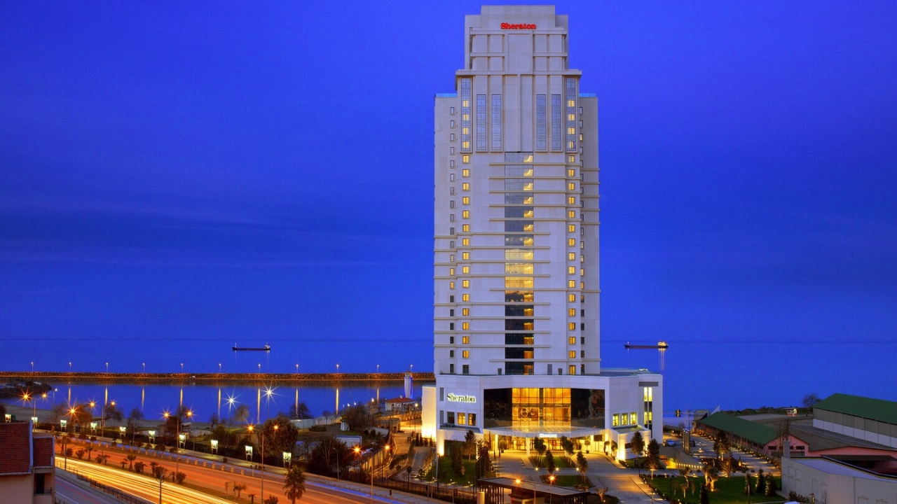 Sheraton Otel (5 Yıldız)