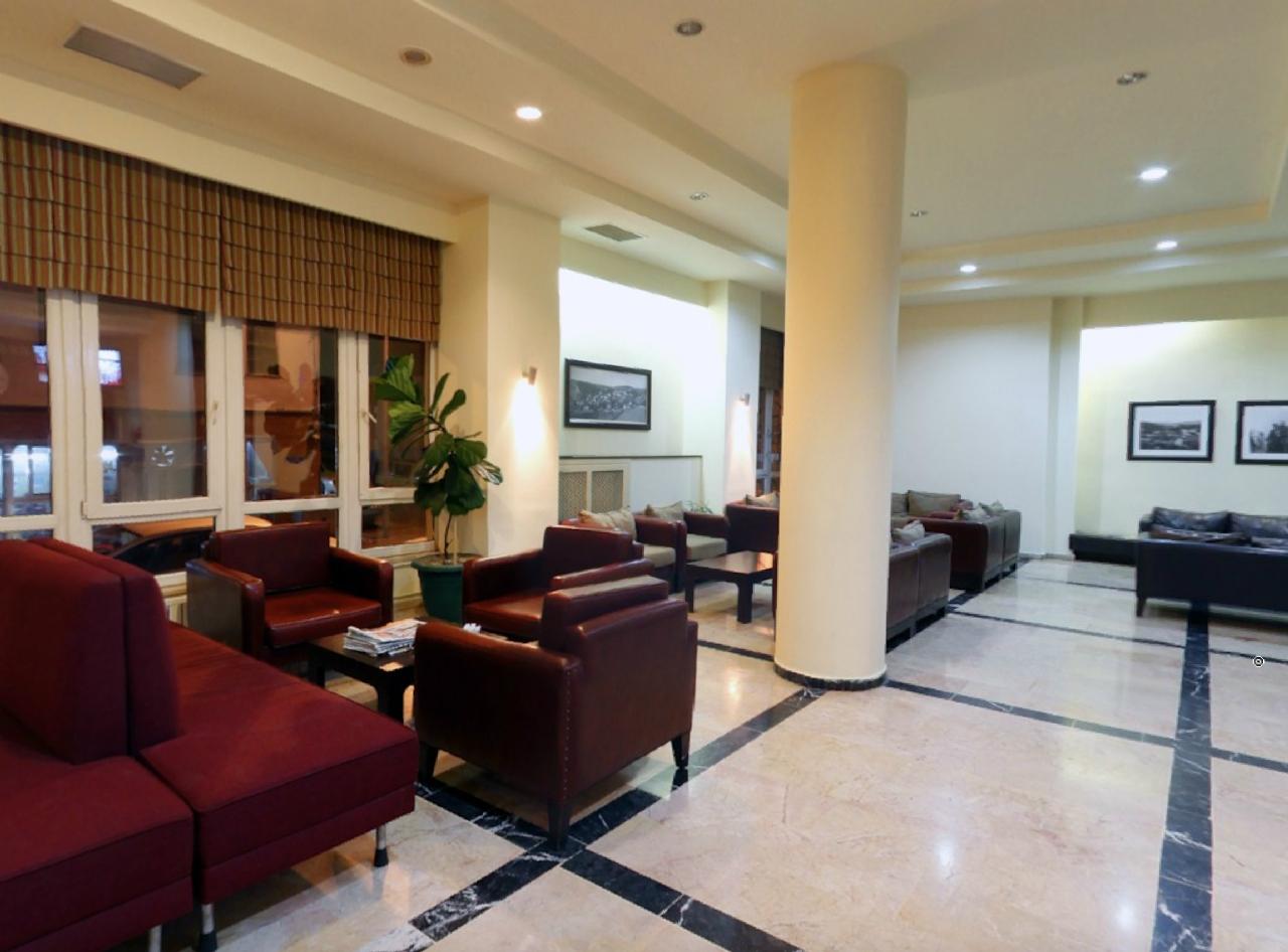 Ancere Termal Otel ( 4 Yıldız) - Turizm Haritası