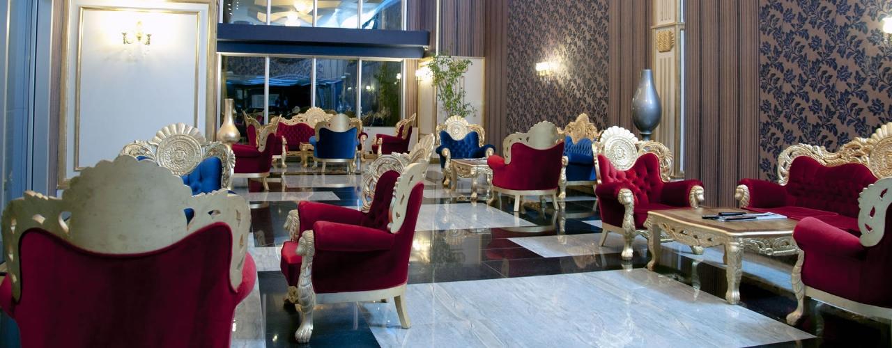 Grand Amisos Otel ( 4 Yıldız) - Turizm Haritası