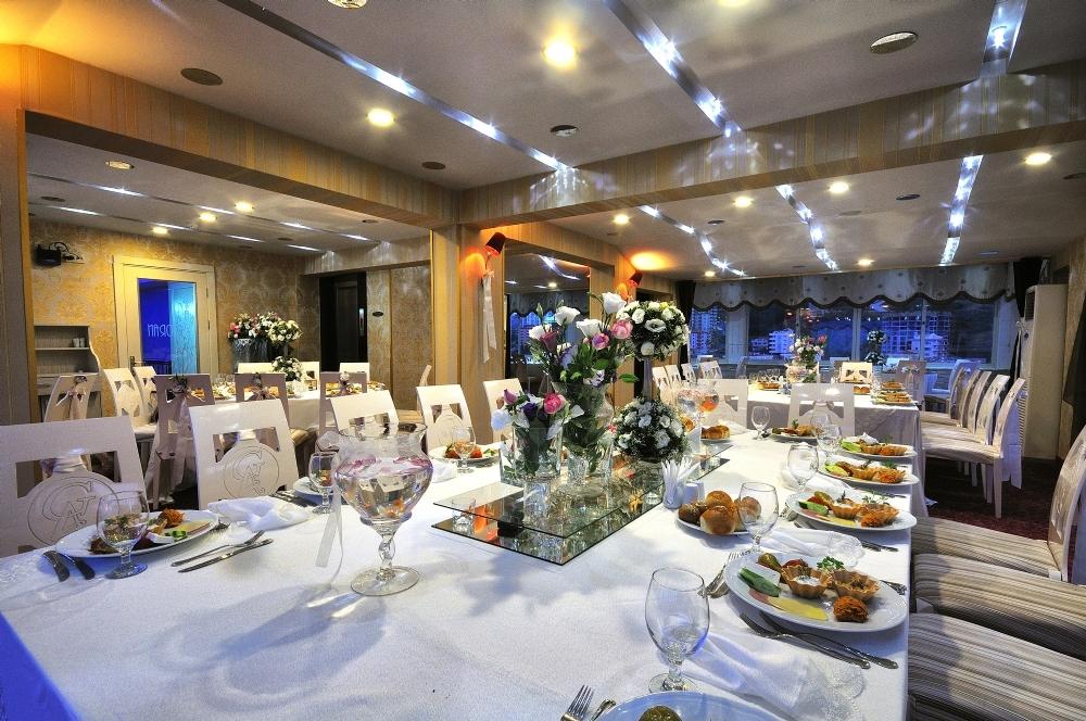 Grand Atakum Otel ( 4 Yıldız) - Turizm Haritası
