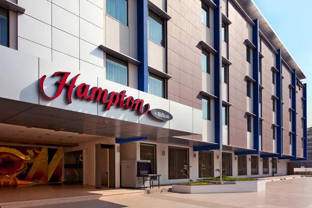 Hampton By Hilton Hotel ( 4 Yıldız) - Turizm Haritası