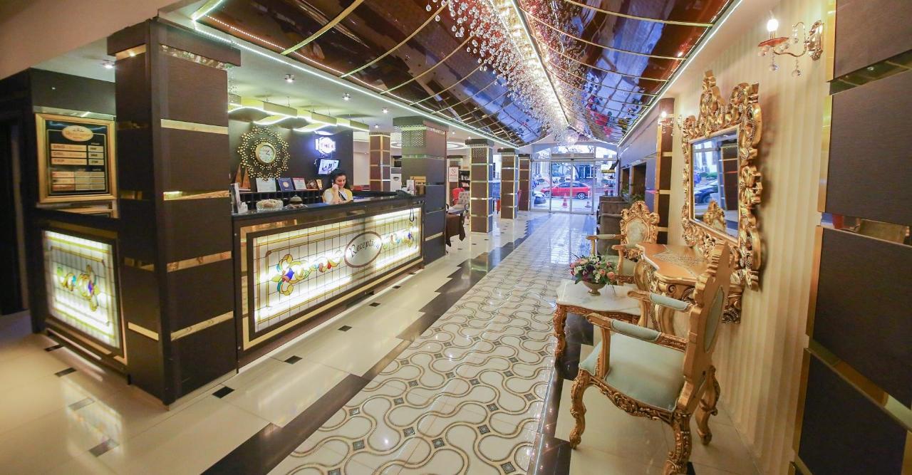 Sam My House Oteli ( 4 Yıldız) - Turizm Haritası