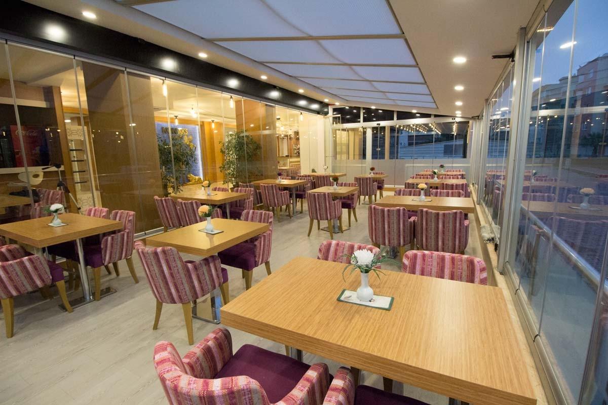Konaks Otel ( 3 Yıldız) - Turizm Haritası