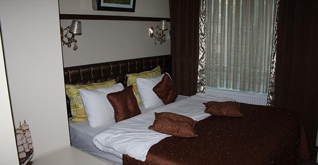 Gloria Tibi Oteli ( 3 Yıldız) - Turizm Haritası