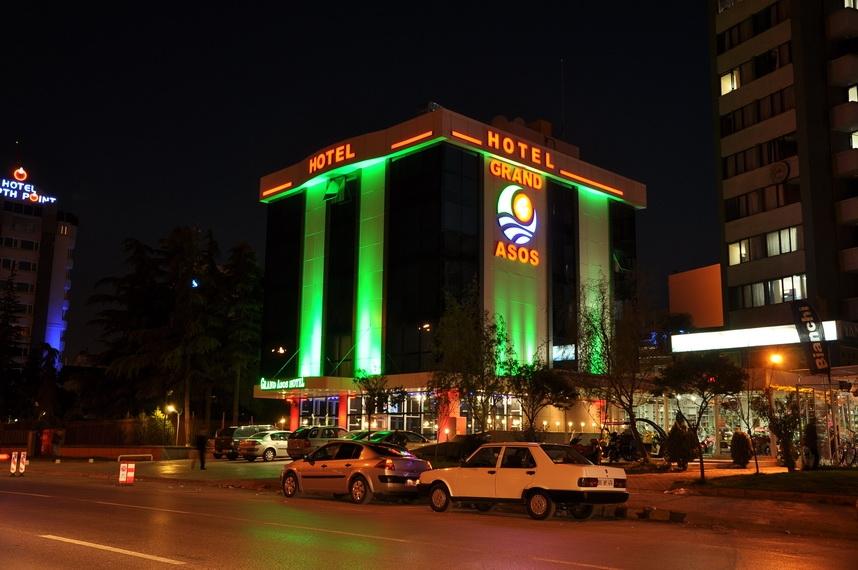 Grand Asos Oteli (3 Yıldız)