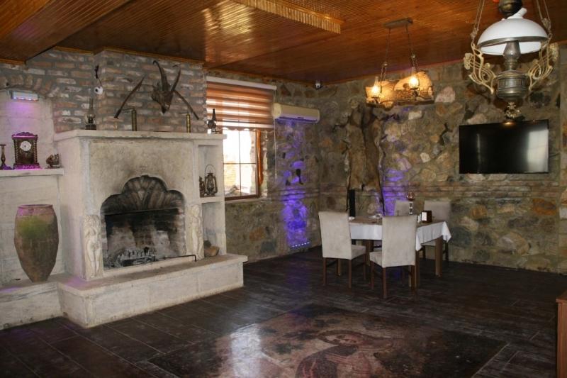 Kazancı Taşhan Otel ( 3 Yıldız) - Turizm Haritası
