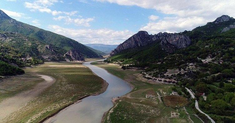 Altınkaya Barajı - Turizm Haritası