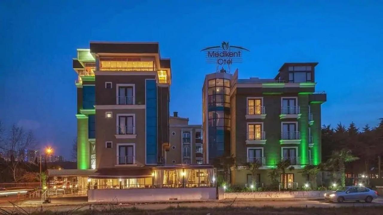 Samsun Medikent Oteli (3 Yıldız)