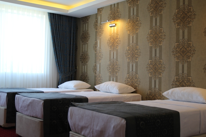 Kadhırga Hotel ( 3 Yıldız) - Turizm Haritası