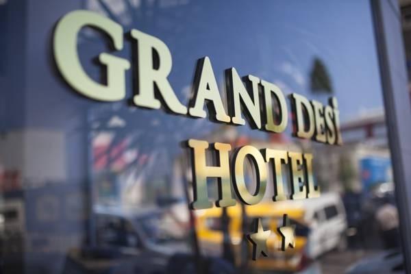 Grand Desi Otel 15954 (2 Yıldız)