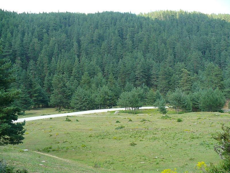 Kunduz Dağı - Turizm Haritası