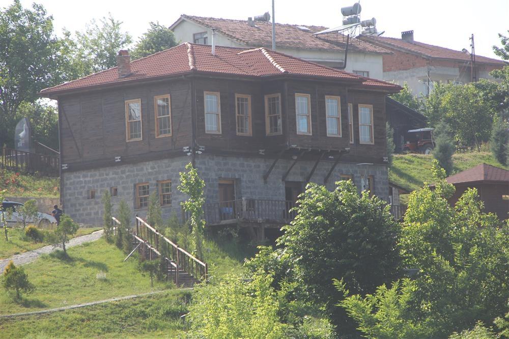 Tirit Evi - Turizm Haritası