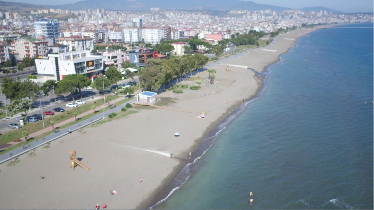 Atakum Plajları - Turizm Haritası