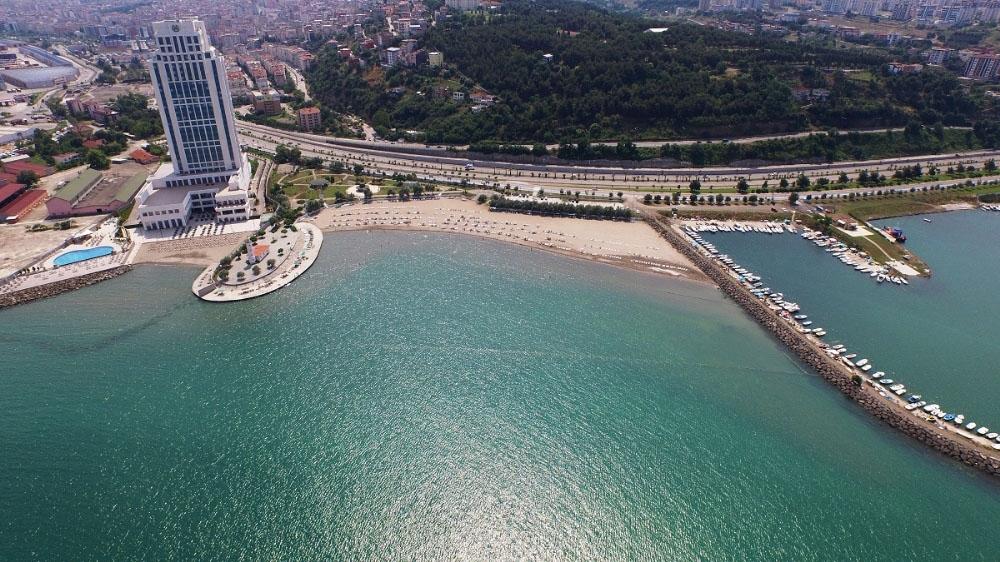Fener Plajı - Turizm Haritası
