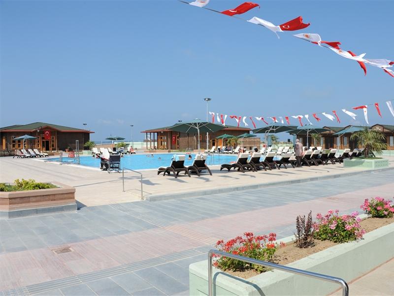 Bandırma Plajı - Turizm Haritası