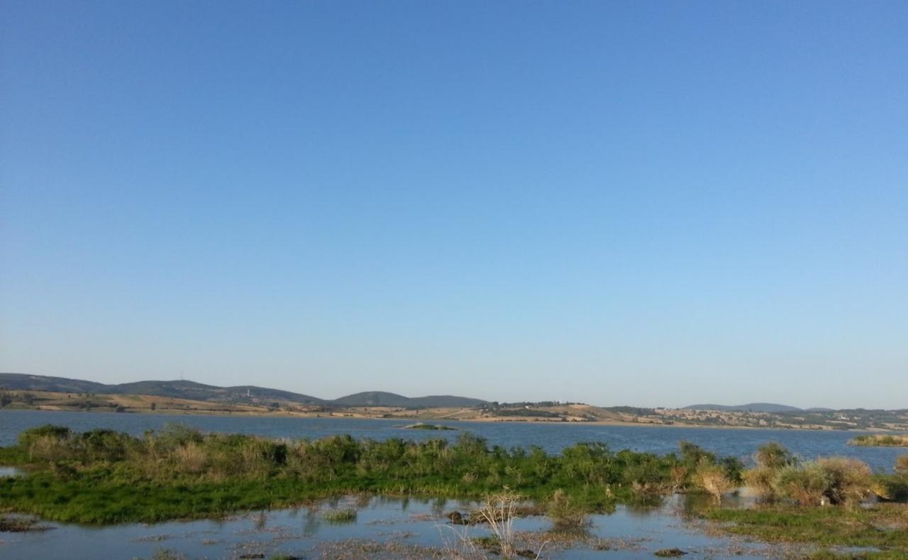 Ladik Gölü - Turizm Haritası