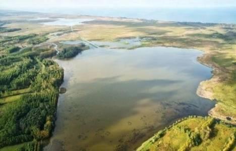 Simenit Gölü - Turizm Haritası