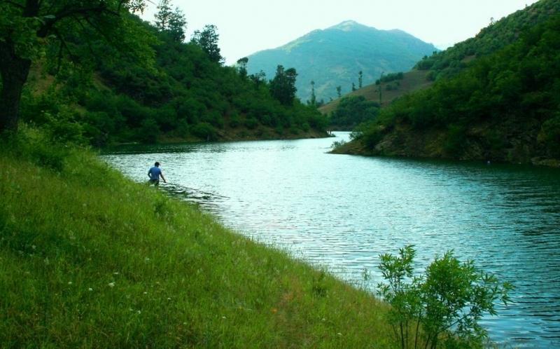 Hasan Uğurlu Barajı - Turizm Haritası