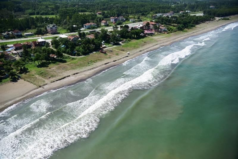 Terme Miliç Çamlık Mesire Alanı ve Plajı - Turizm Haritası