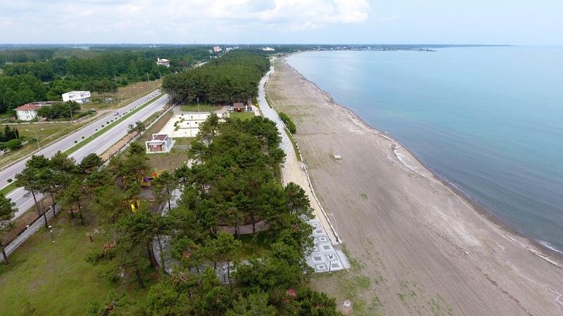 Terme Miliç Çamlık Mesire Alanı ve Plajı