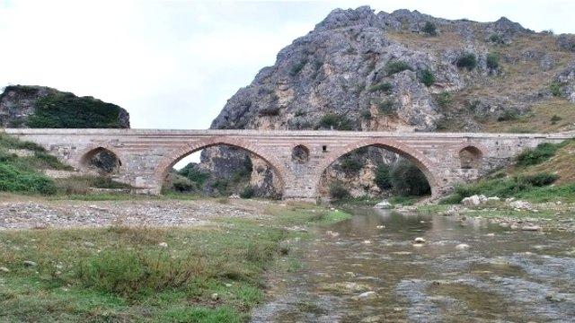 Kurt Köprüsü - Turizm Haritası