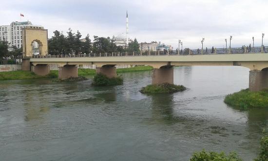 Yeşilırmak Köprüsü - Turizm Haritası