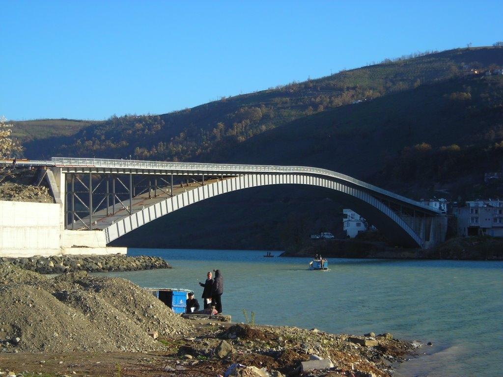 Eynel Köprüsü - Turizm Haritası