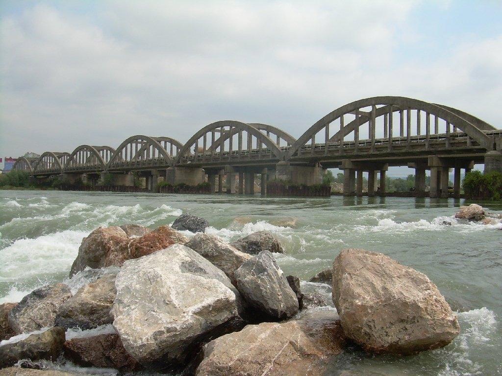 Çetinkaya Köprüsü - Turizm Haritası