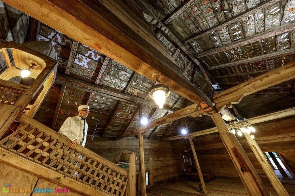 Çivisiz Camii - Turizm Haritası