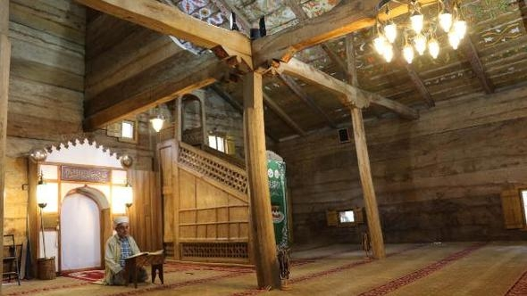 Çivisiz Camii