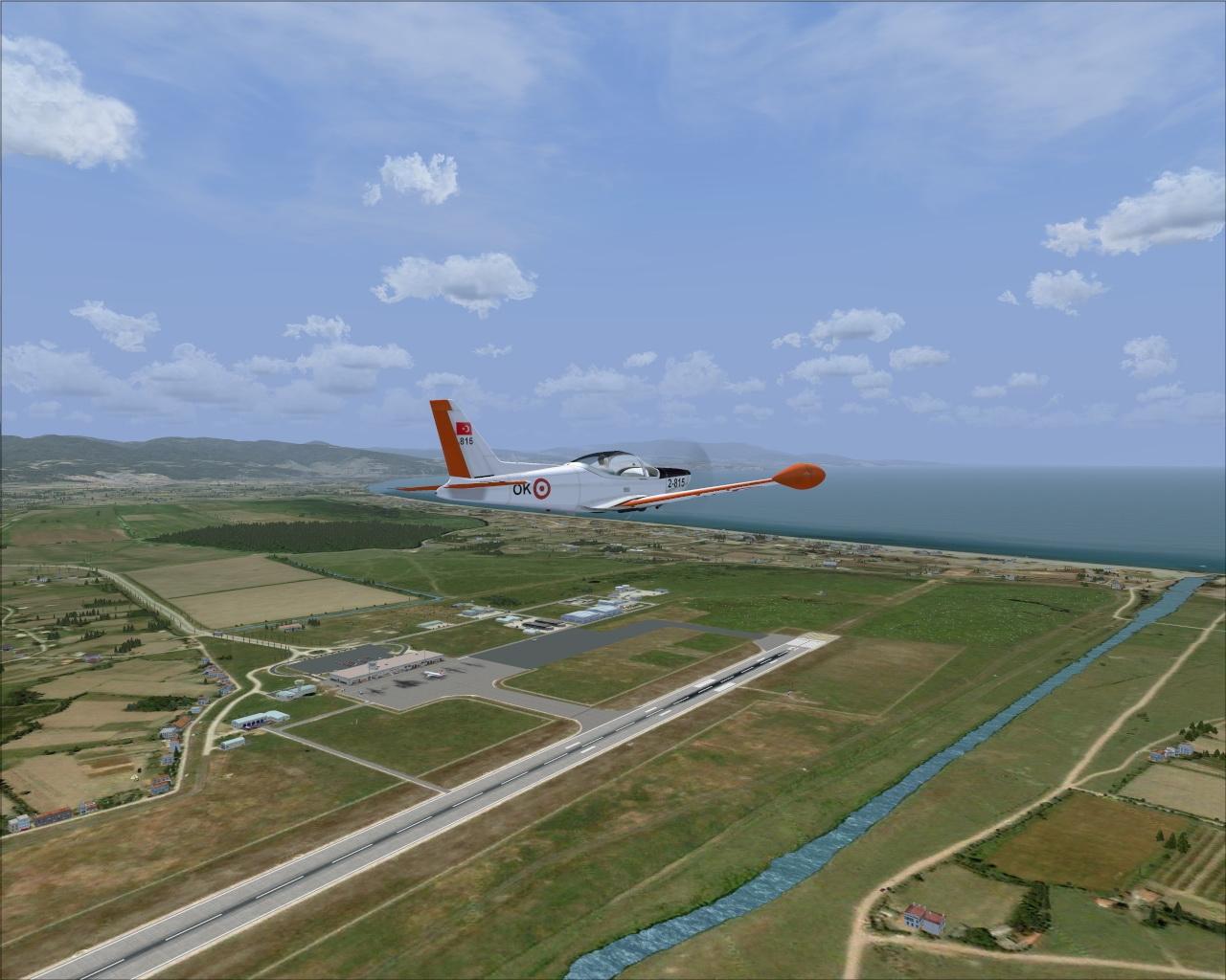 Çarşamba Havaalanı - Turizm Haritası