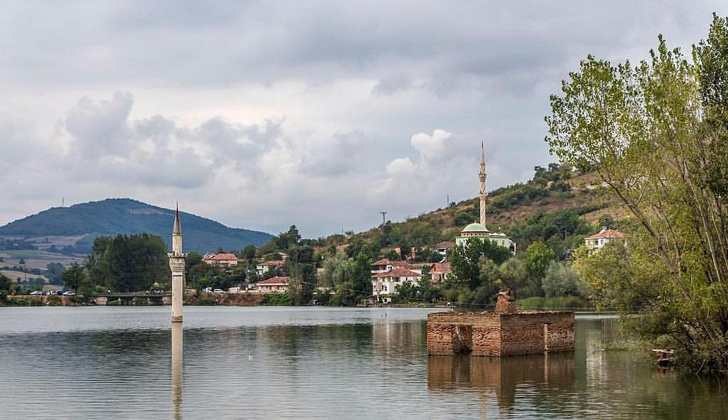 Derbent Barajı - Turizm Haritası