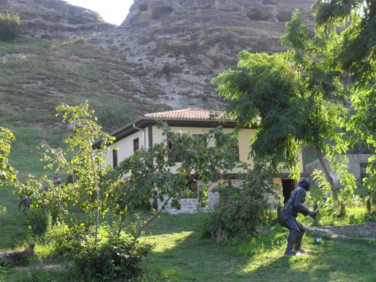 Arkeoloji Vadisi - Turizm Haritası