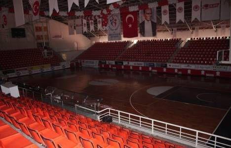 Yaşar Doğu Spor Salonu - Turizm Haritası