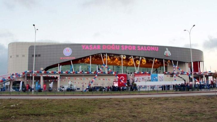 Yaşar Doğu Spor Salonu