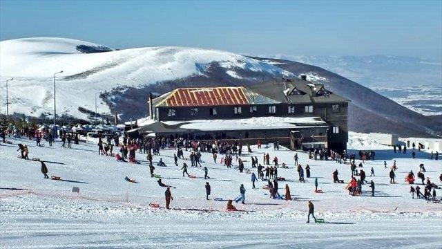 Akdağ Kayak Merkezi - Turizm Haritası