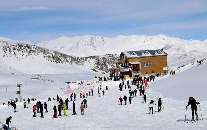 Akdağ Kayak Merkezi