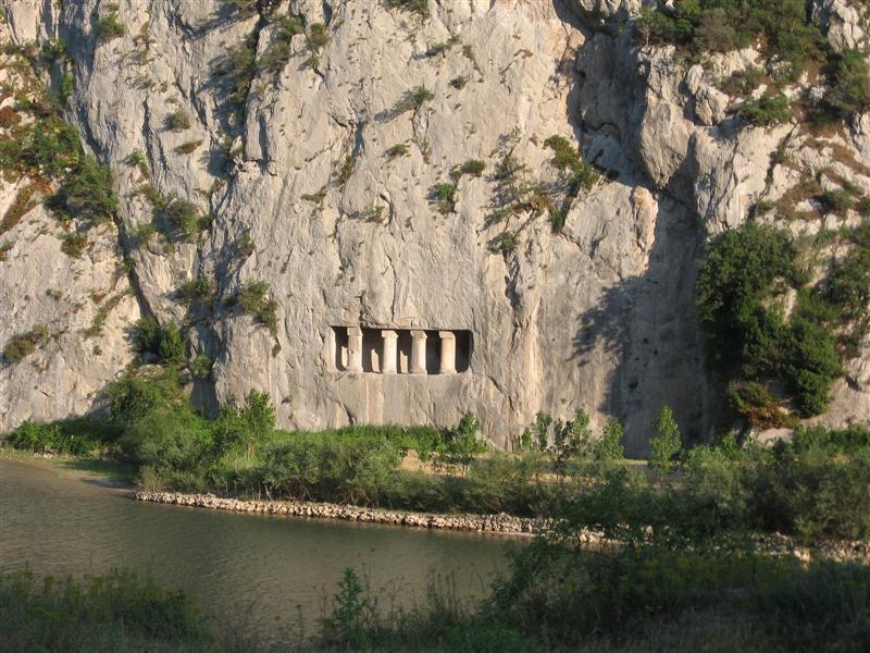 Lerdüge Tümülüsleri - Turizm Haritası