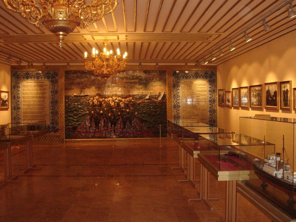 Gazi Müzesi - Turizm Haritası