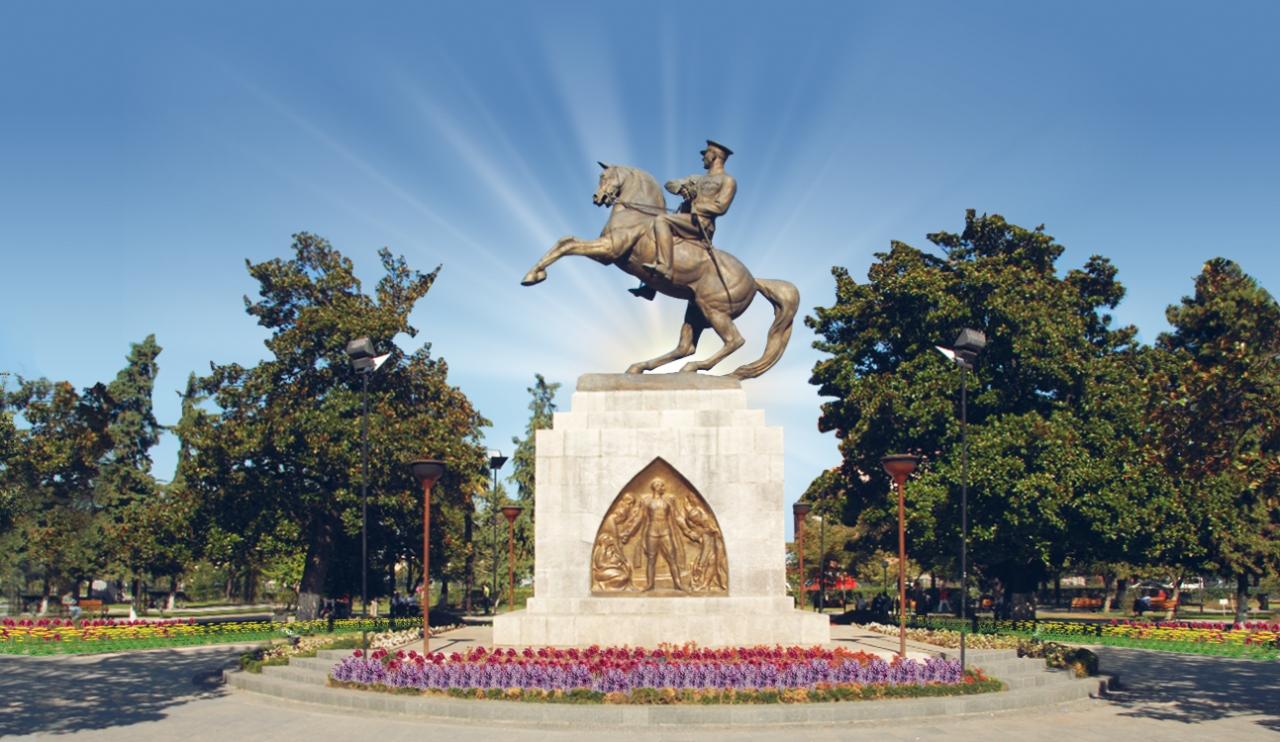Onur Anıtı - Turizm Haritası